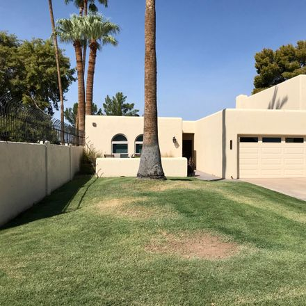 Rent this 2 bed townhouse on E Sierra Hermosa Dr in Litchfield Park, AZ
