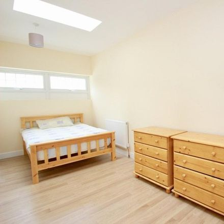 Rent this 1 bed apartment on Blockley Road in London HA0 3LL, United Kingdom