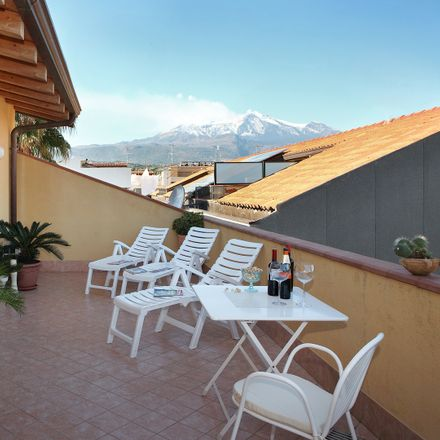 Rent this 1 bed apartment on Via Torrisi in 95020 Acireale CT, Italy