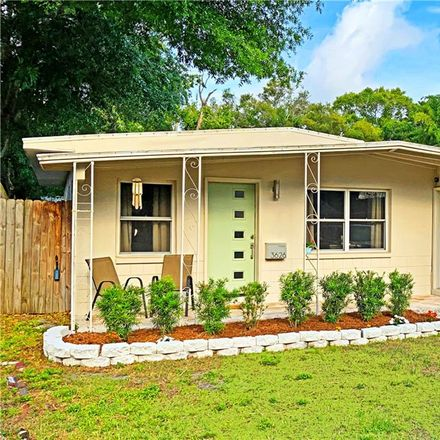 Rent this 2 bed house on 3626 17th Street North in Saint Petersburg, FL 33713