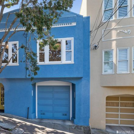 Rent this 3 bed house on 78 Whitney Street in San Francisco, CA 94131-3228