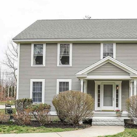 Rent this 4 bed house on 1 Stonewall Xing in Amherst, NH
