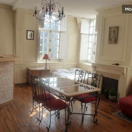 Rent this 1 bed apartment on Le 2 rue des Dames in 2 Rue des Dames, 35000 Rennes
