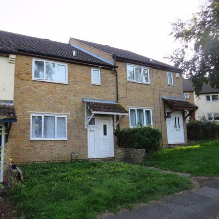 Rent this 3 bed house on Ermine Road in Northampton NN3 5ES, United Kingdom