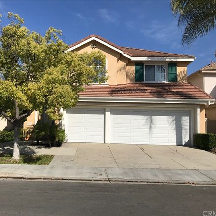 Rent this 4 bed house on Cipriani in Irvine, CA