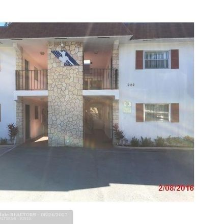 Rent this 2 bed house on 222 Southwest 1st Street in Pompano Beach, FL 33060