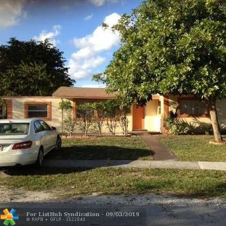 Rent this 4 bed house on 1147 Northwest 17th Street in Fort Lauderdale, FL 33311