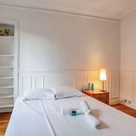 Rent this 3 bed apartment on 78 Avenue de Saint-Ouen in 75018 Paris, France