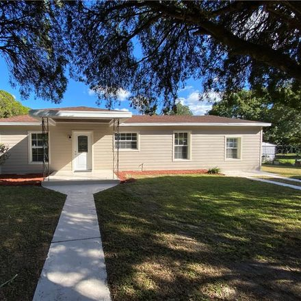 Rent this 3 bed house on 4852 18th Street in Zephyrhills, FL 33542