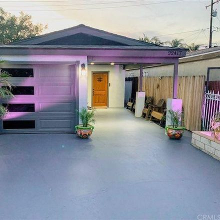 Rent this 2 bed house on 223312 Juan Avenue in Hawaiian Gardens, CA 90716