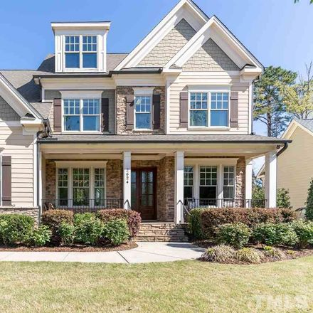 Rent this 5 bed house on 2624 Marazzi Trail in Apex, NC 27502