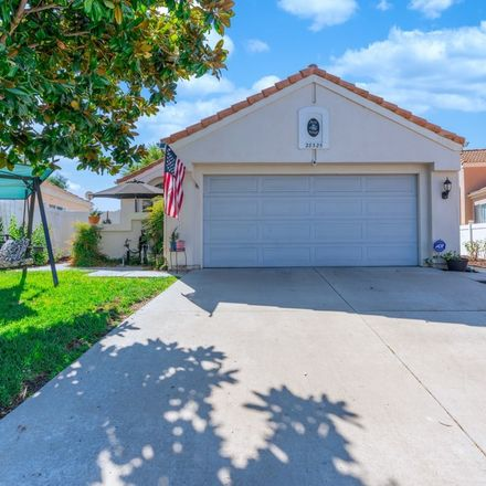 Rent this 3 bed house on 28325 Valombrosa Drive in Menifee, CA 92584