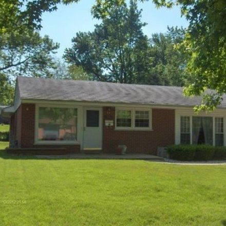 Rent this 3 bed house on 90 Saint Benedict Lane in Florissant, MO 63033