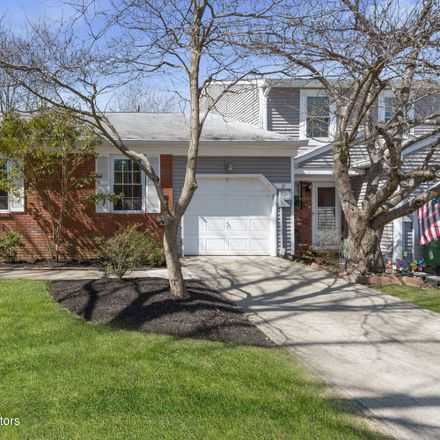 Rent this 2 bed condo on 12 Oak Lane in Eatontown, NJ 07724
