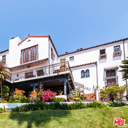Rent this 4 bed apartment on 2324 North Catalina Street in Los Angeles, CA 90027