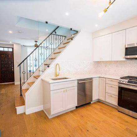 Rent this 3 bed townhouse on 825 South Mildred Street in Philadelphia, PA 19147