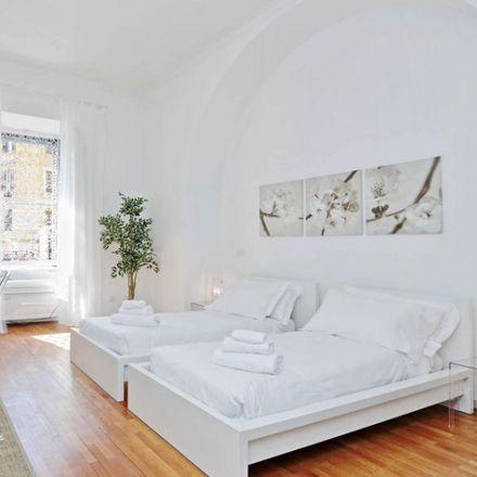 Rent this 2 bed apartment on Apollion sauna in Via Mecenate, 59