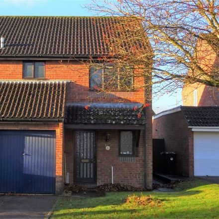 Rent this 3 bed house on 17 in Le Marchant Close, Devizes SN10