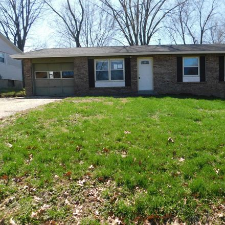 Rent this 2 bed house on 2115 Montgomery Street in Cape Girardeau, MO 63703
