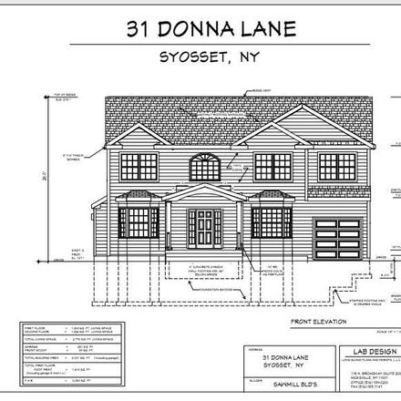 Rent this 5 bed house on 31 Donna Lane in Syosset, NY 11791