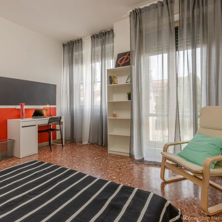 Rent this 4 bed room on Via di Pratale in 56127 Pisa PI, Italy