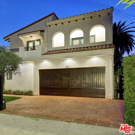 Rent this 5 bed house on 341 North Crescent Heights Boulevard in Los Angeles, CA 90048