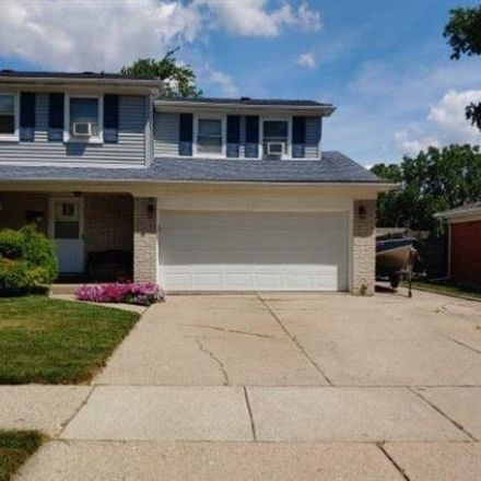 Rent this 4 bed house on Crisler Street in Taylor, MI 48180