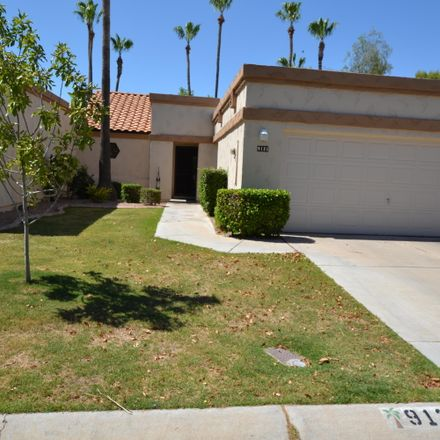 Rent this 2 bed townhouse on 9121 West Topeka Drive in Peoria, AZ 85382