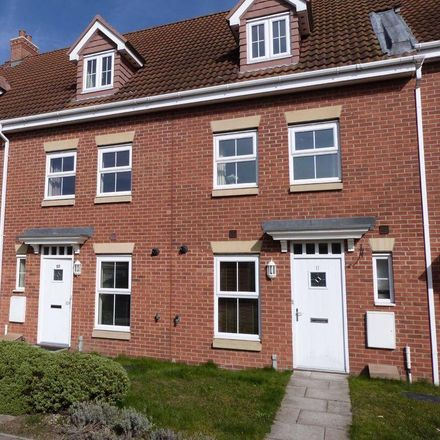 Rent this 3 bed house on Reilly Mews in Pocklington YO42 2NT, United Kingdom