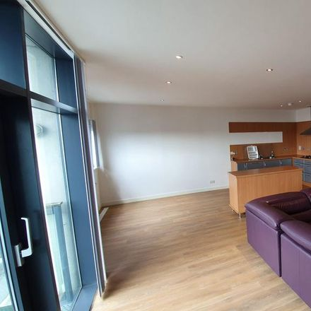Rent this 2 bed apartment on Lancefield Quay in Glasgow G3 8HA, United Kingdom
