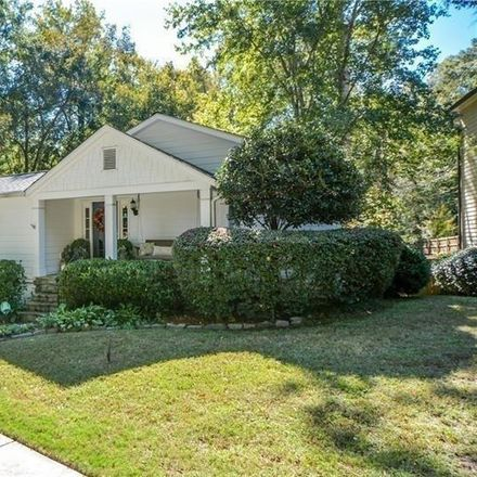 Rent this 3 bed house on 1367 Cartecay Drive Northeast in Brookhaven, GA 30319