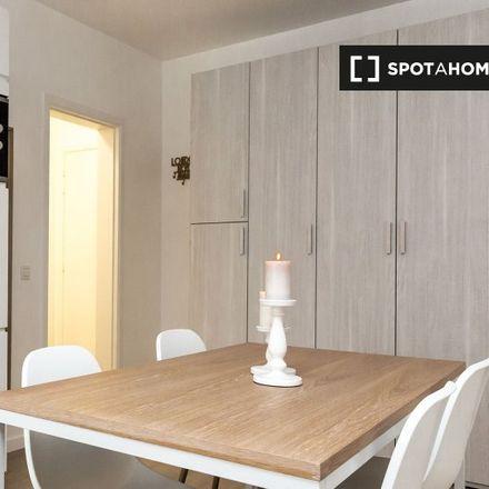 Rent this 0 bed apartment on Rue Le Corrège - Correggiostraat 31 in 1000 Ville de Bruxelles - Stad Brussel, Belgium