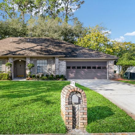Rent this 3 bed house on 10334 Huntington Forest Boulevard East in Jacksonville, FL 32257