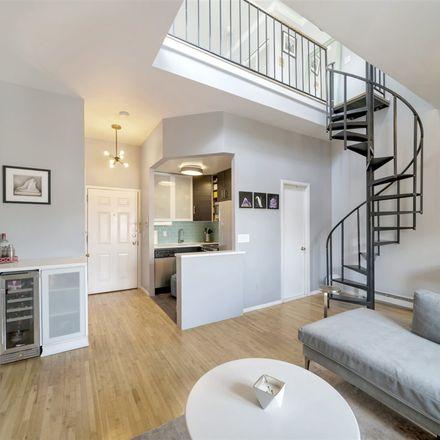 Rent this 1 bed condo on 101 Willow Avenue in Hoboken, NJ 07030