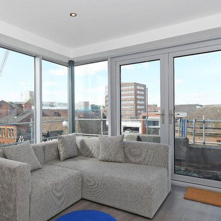 Rent this 4 bed apartment on Pizza Hut in West Street, Sheffield S1 4EQ