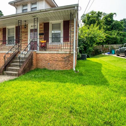 Rent this 6 bed house on 6201 Drylog Street in Capitol Heights, Prince George's County