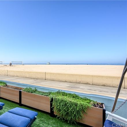 Rent this 2 bed duplex on 532 The Strand in Hermosa Beach, CA 90254