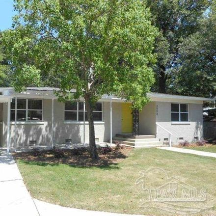 Rent this 3 bed house on 3604 North 12th Avenue in Pensacola, FL 32503