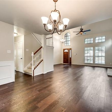 Rent this 3 bed house on 500 Saint Emelion Court in Irving, TX 75038