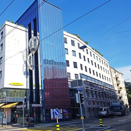 Rent this 2 bed apartment on Krause Outlet Vis-à-Vis in Badenerstrasse 47, 8004 Zurich