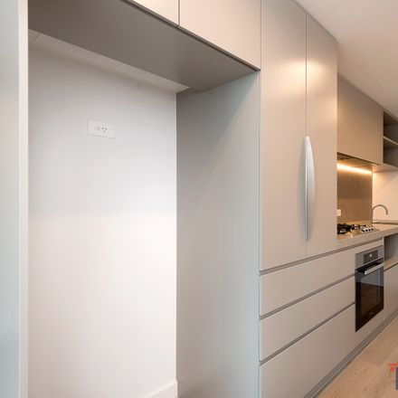 Rent this 1 bed apartment on 2801/371 Little Lonsdale Street