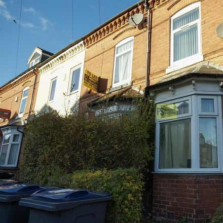 Rent this 5 bed house on 23 Croydon Road in Birmingham B29 7BP, United Kingdom