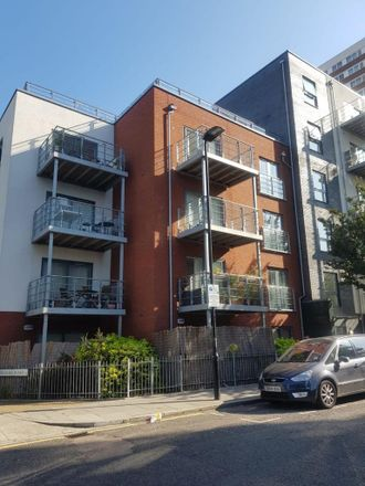 Rent this 1 bed apartment on Blackett Apartments in Rushton Walk, London E3 4TX