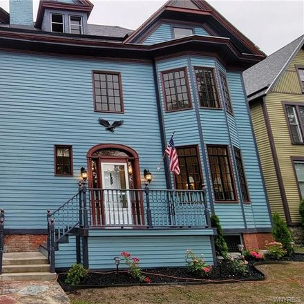 Rent this 3 bed house on 492 Porter Avenue in Buffalo, NY 14201