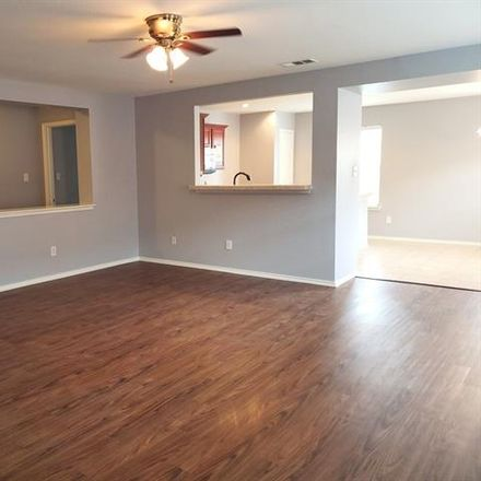 Rent this 3 bed house on 3465 Hidden Canyon Road in Fort Worth, TX 76177