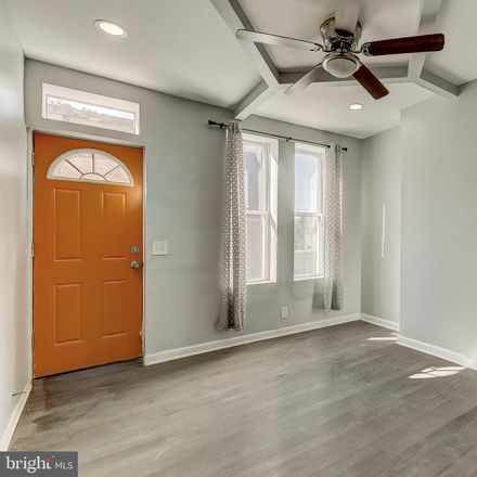 Rent this 2 bed townhouse on 2204 Henneman Avenue in Baltimore, MD 21213