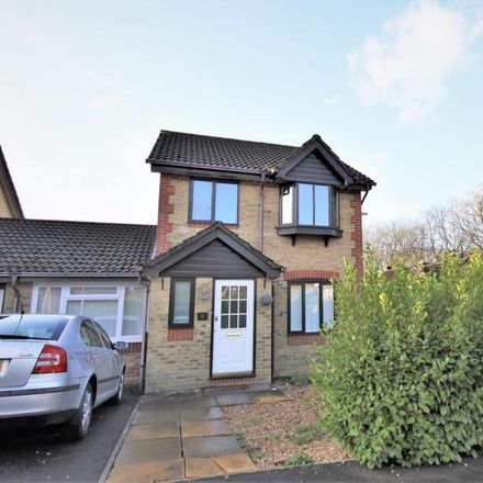 Rent this 3 bed house on 7 Hemmingway Gardens in Fareham PO15 7EY, United Kingdom
