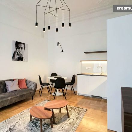 Rent this 2 bed apartment on Attila út in 1013, Budapest
