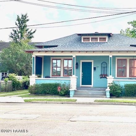 Rent this 3 bed house on 510 Garfield Street in Lafayette, LA 70501