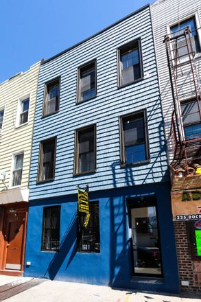 Rent this 2 bed apartment on 223 Rockaway Avenue in New York, NY 11233